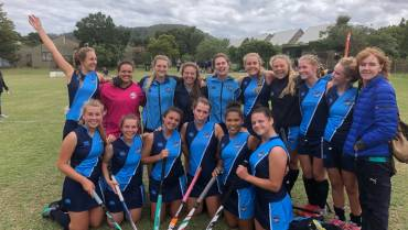 Point Girls' Hockey at Loerie Sports day