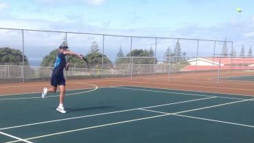 Tennis Eerste Spanne