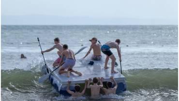 Vlotvaart 2019 Raft Race