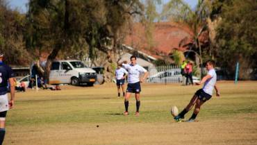 Interskole:  1e Rugbyspan