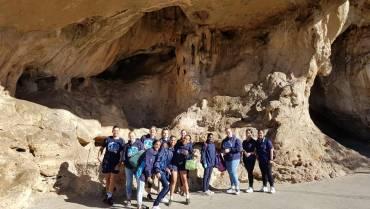 Gr. 11 Geografie-klas besoek Kangogrotte