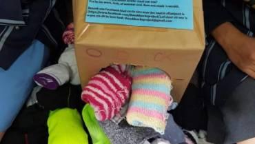 """HYPI """"Odd Socks"""" project"""
