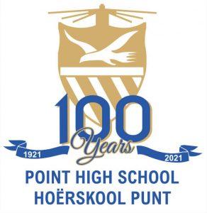 PHS 100 logo